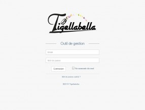 Outil de gestion Tigellabella France