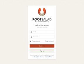 Outil de gestion Rootsalad