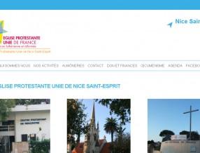 Église Protestante Unie de Nice Saint-Esprit