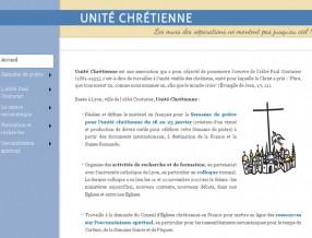 Unité Chrétienne